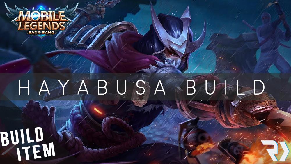 build item hayabusa