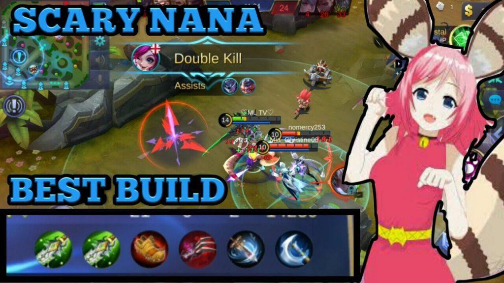 build item nana