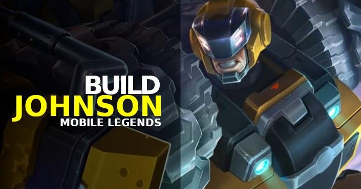 build item terbaik untuk johnson