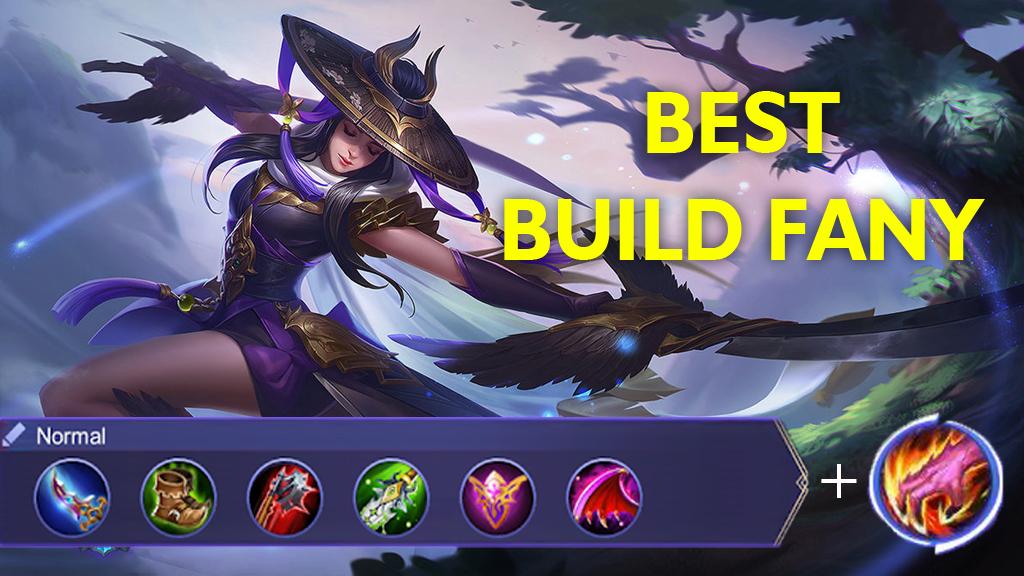 build item wajib punya untuk fanny