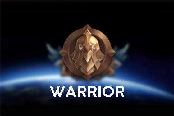 rank warrior