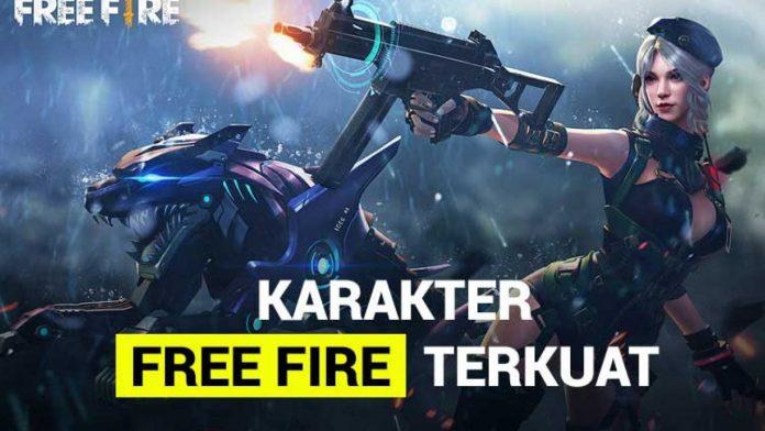 7 karakter free fire terkuat mana jagoanmu