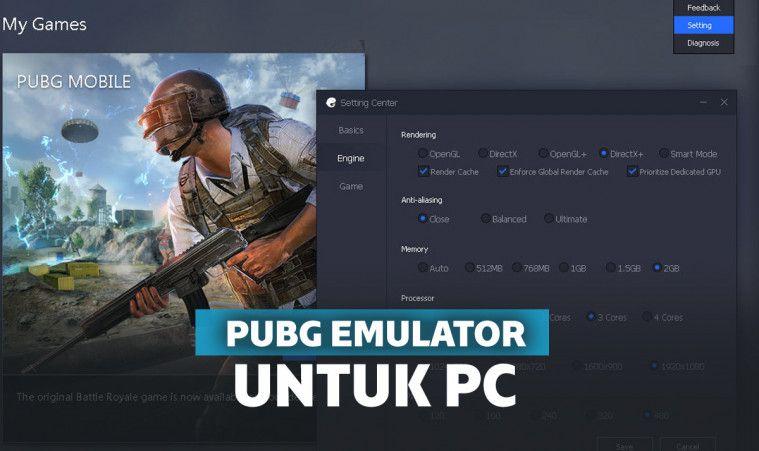 7 pubg emulator terbaik untuk pC