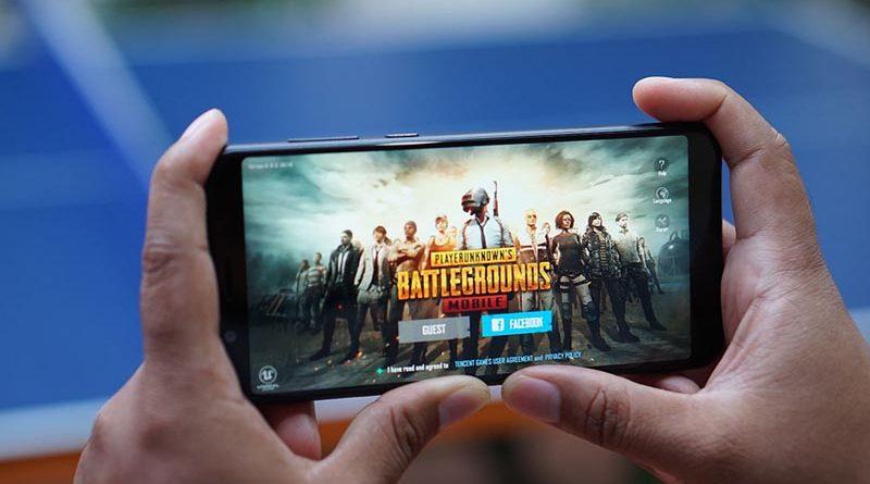 bermain free fire mobile