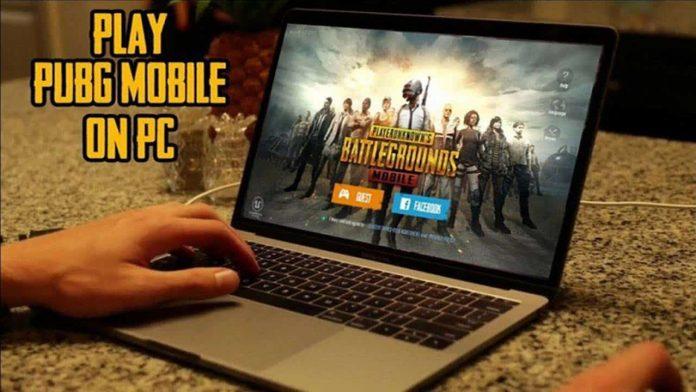 cara bermain pubg mobile di pc tanpa atau menggunakan emulator