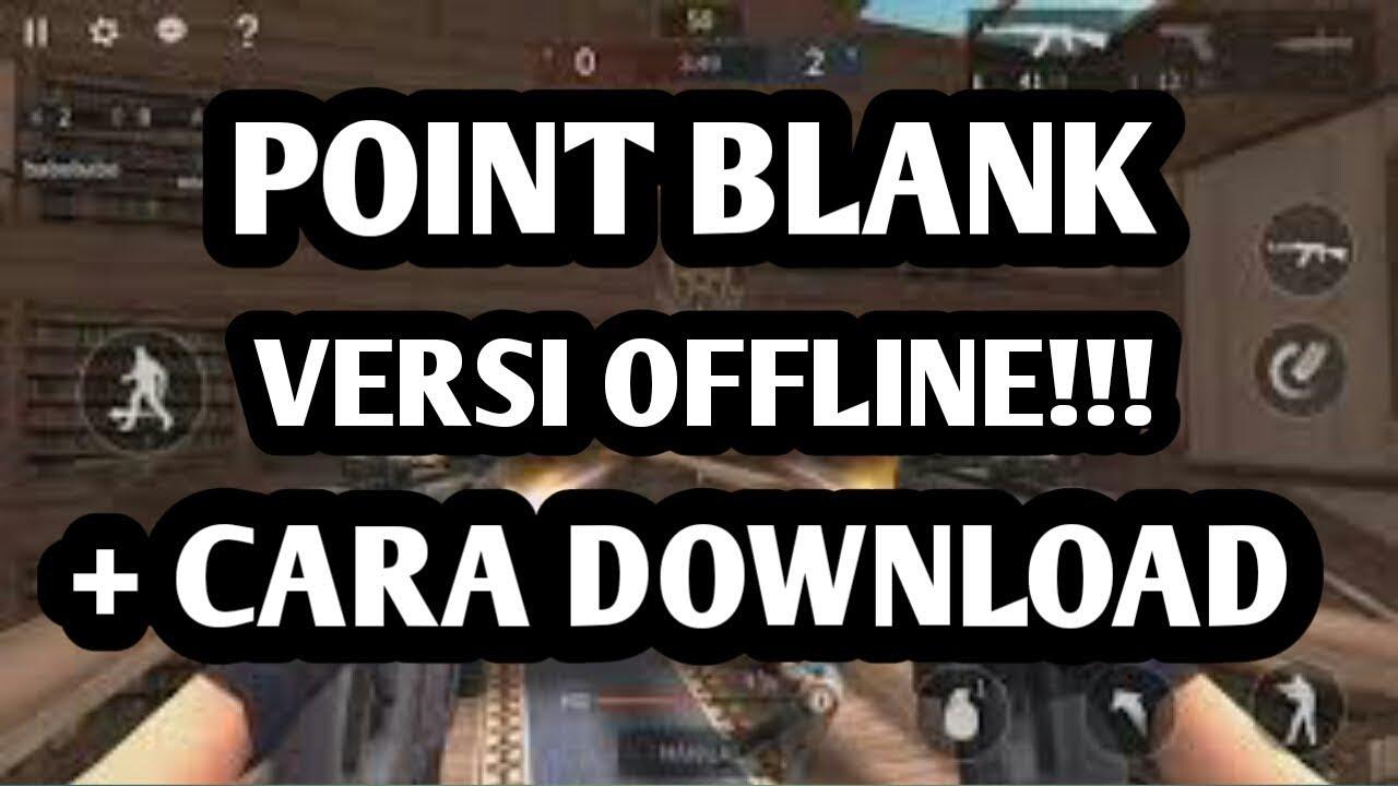 cara download point blank di laptop 2020
