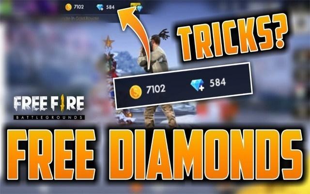 cara mendapat diamond ff gratis