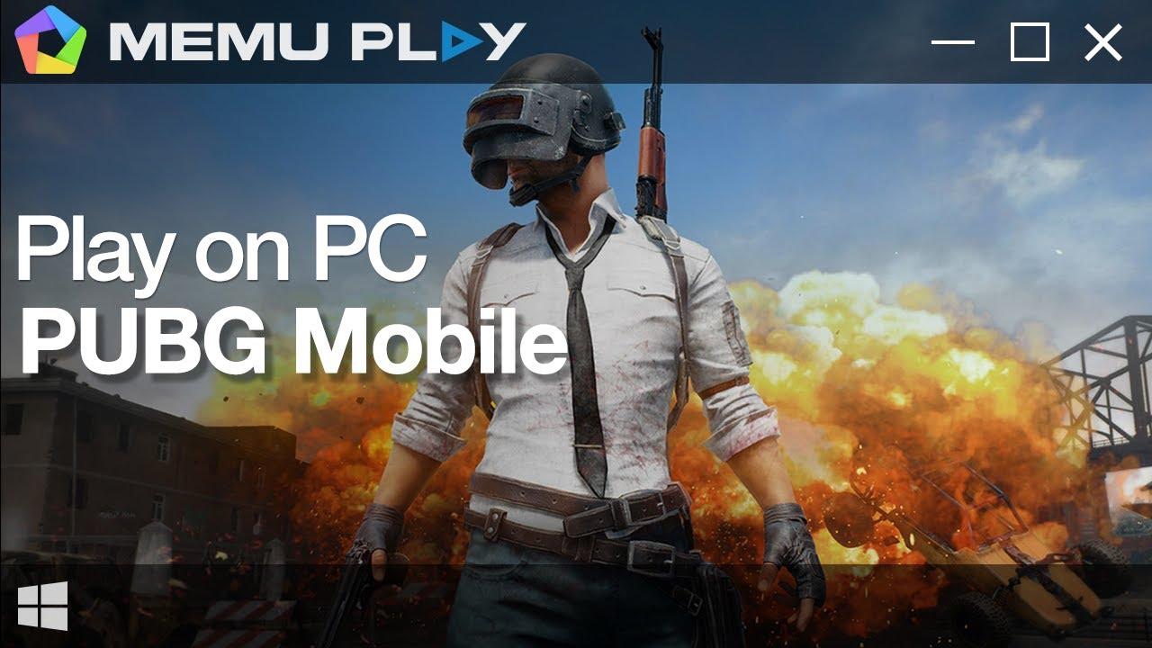 cara mudah main pubg mobile di pc