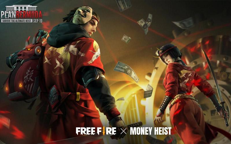 event free fire garena
