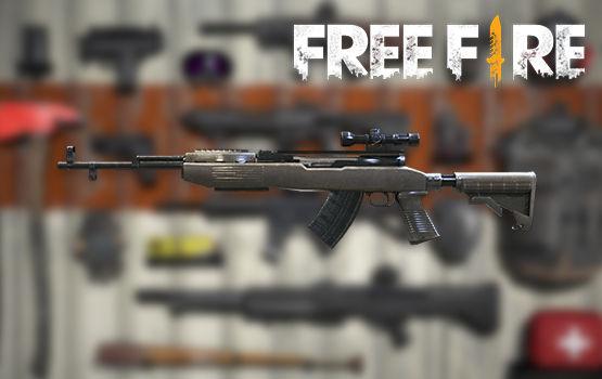 senjata terbaik free fire garena