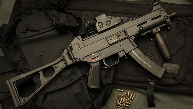 senjata ump ff