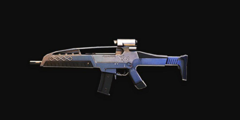 senjata xm8