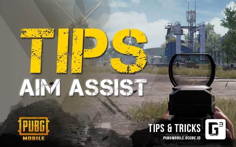 tips aim pubg mobile
