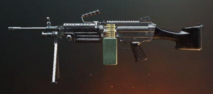 tips menggunakan m249 senjata sadis di pubg yang punya damage besar