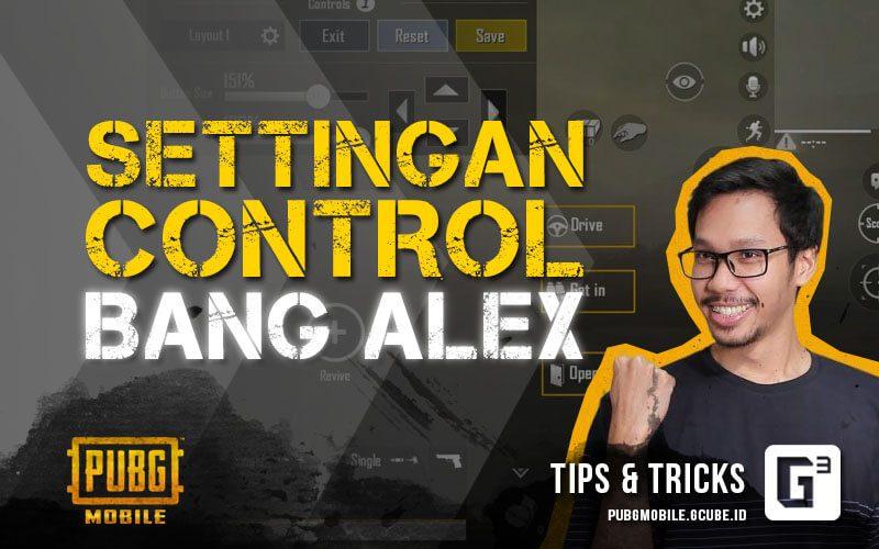tips pubg mobile bang alex