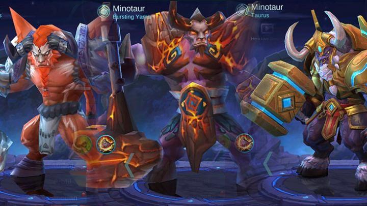 best item minotaur mobile legend