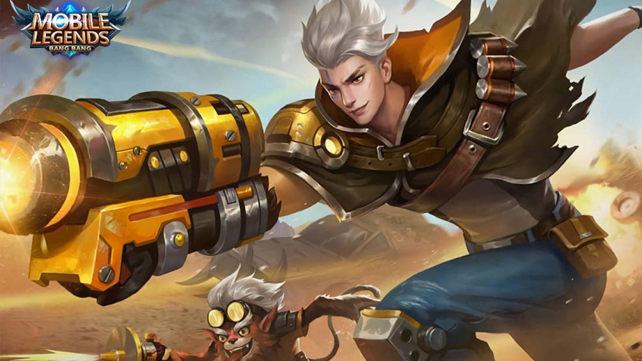claude mobile legend skin