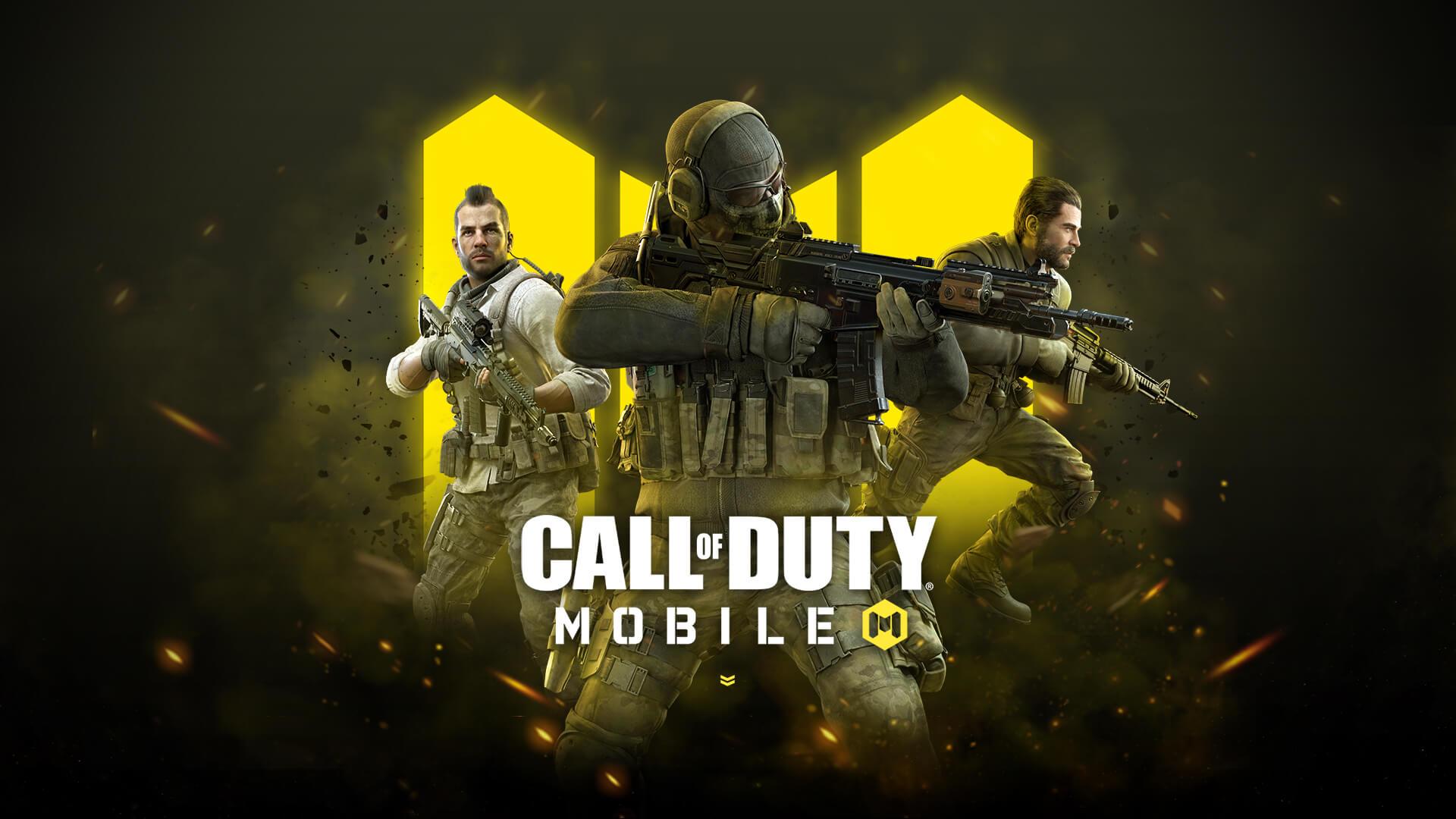 download cod mobile terbaru