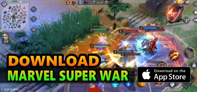 download marvel super war pc