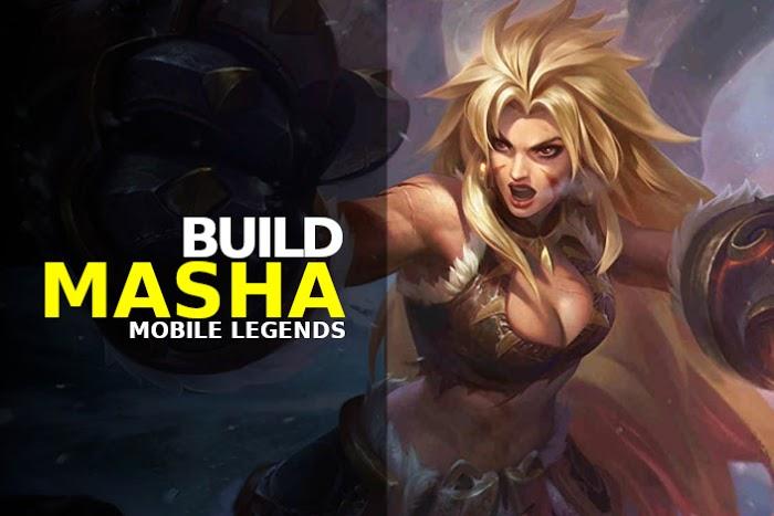 masha mobile legends build