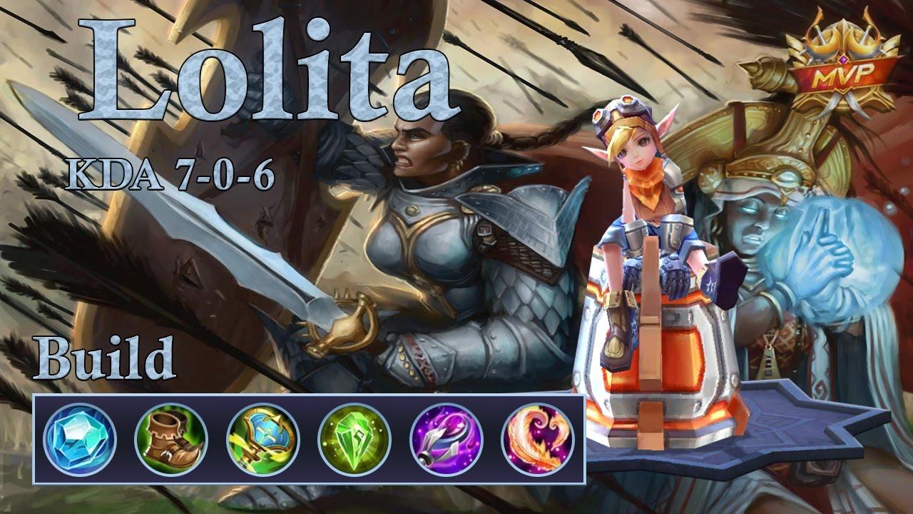panduan menggunakan lolita mobile legend