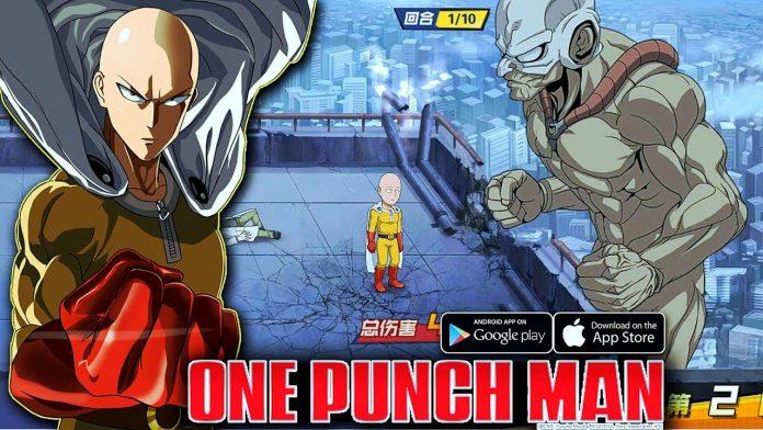 pemula game one punch man wajib coba trik pertarungan ini
