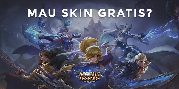 skin mobile legend gratis