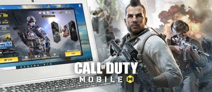 spek yang harus dipenuhi untuk main cod mobile di pc atau laptop