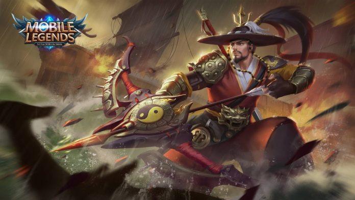 yi sun shin mobile legends versi baru cocok jadi marksman andalan