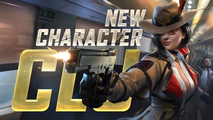 clu free fire, karakter cantik dengan skill support yang keren!