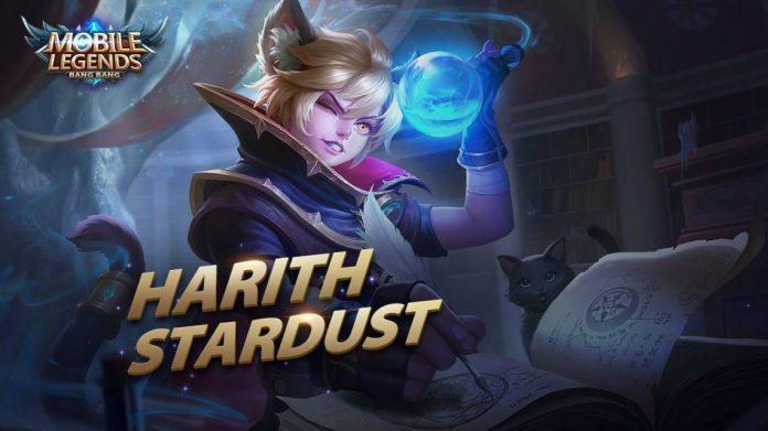 daya tarik hero mage populer harith mobile legend