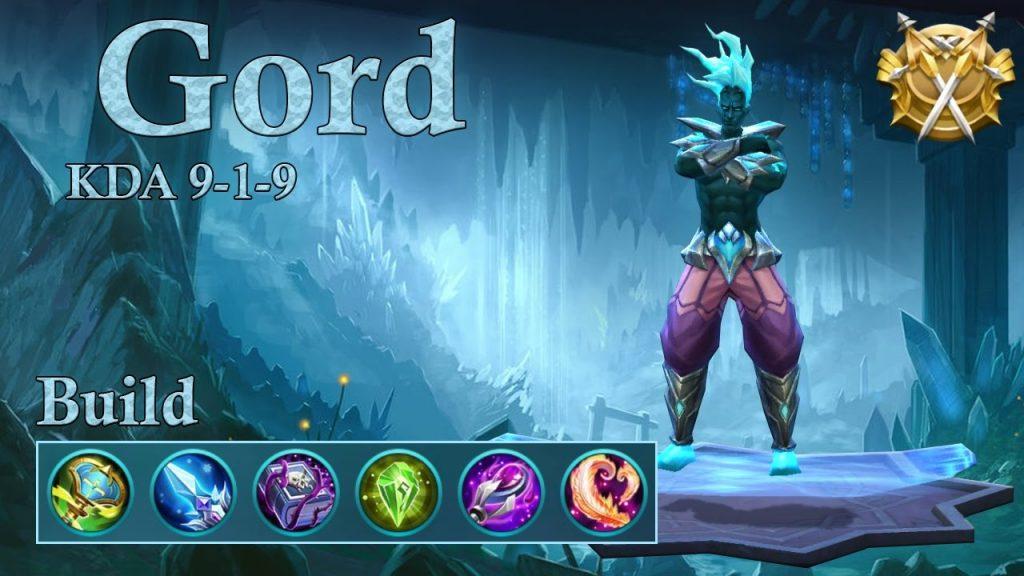 gord mobile legend build