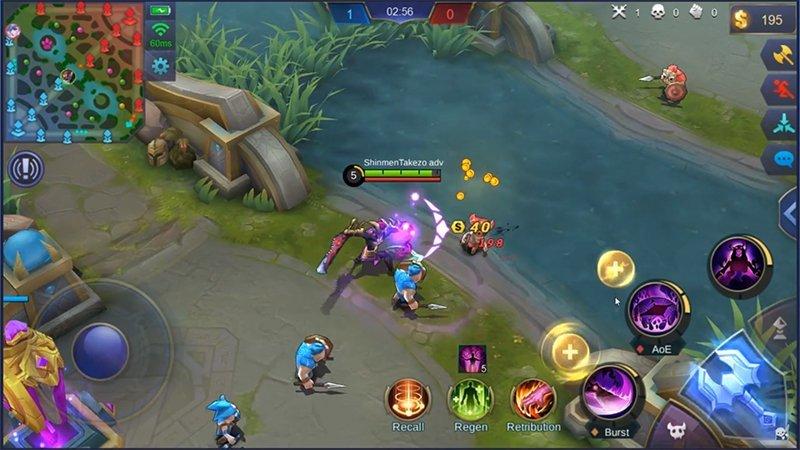 hanzo mobile legend skill