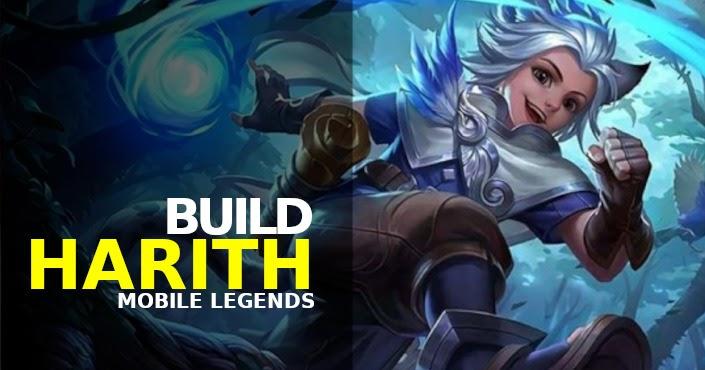 harith mobile legends build