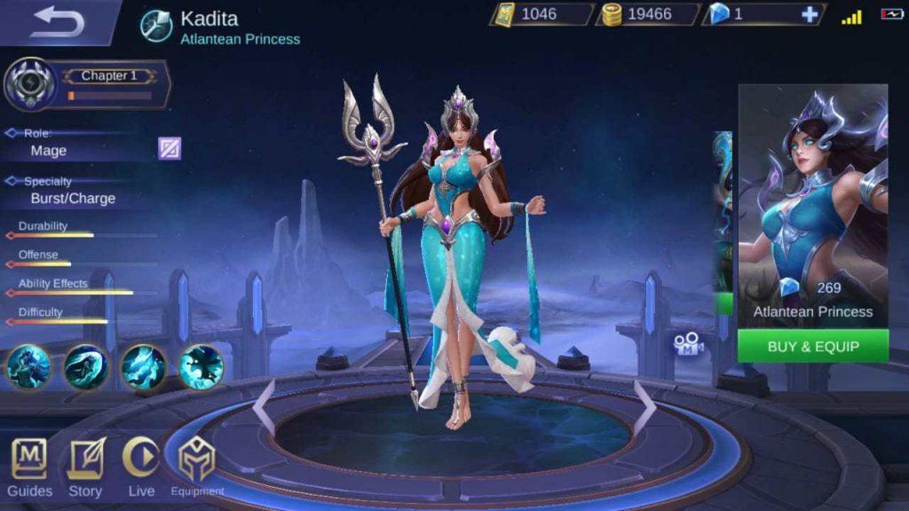 kadita mobile legends