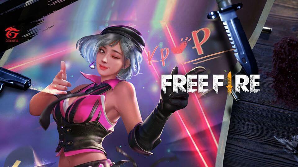 kapella free fire character