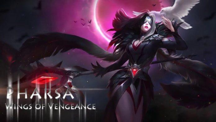 mengenal pharsa mobile legend hero multi peran yang sulit dikalahkan