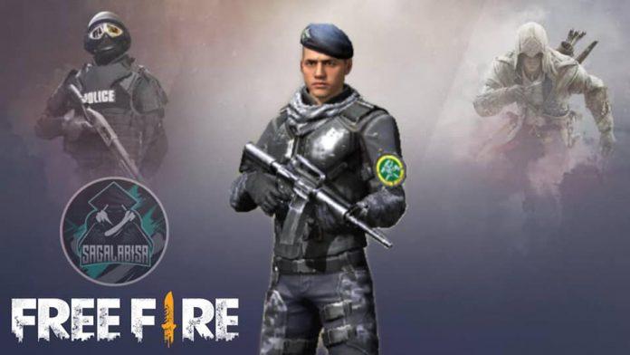 miguel free fire sang komandan yang pantang menyerah