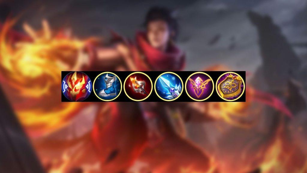 valir mobile legends item build