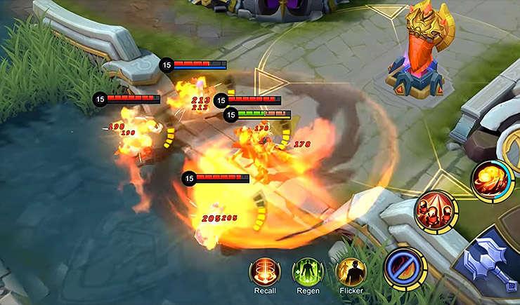 x borg mobile legend skill