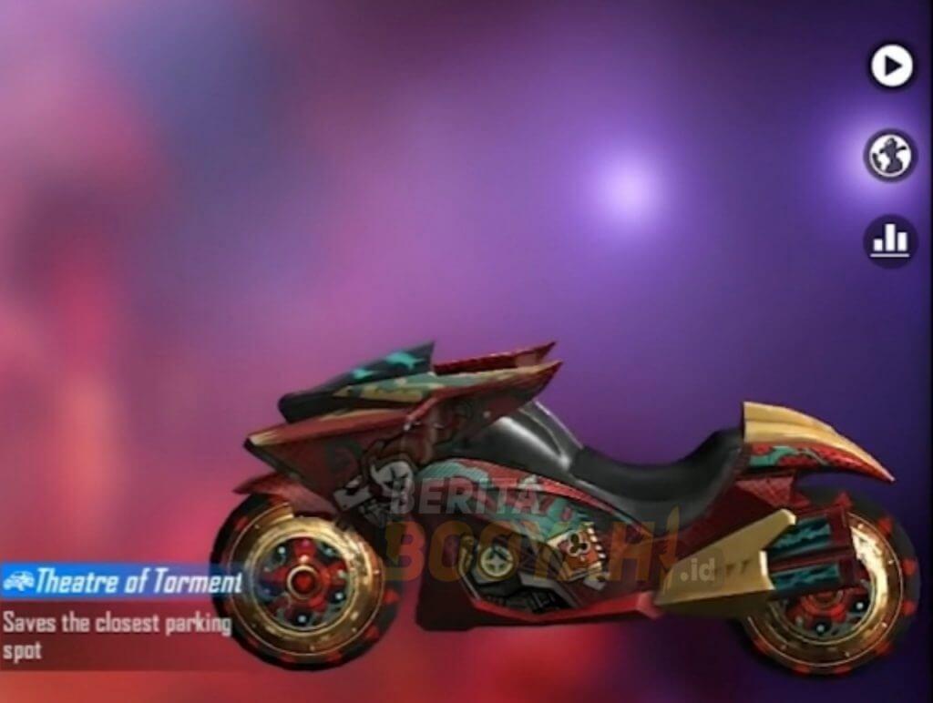 1 Motor Bike – Theatre of Torment