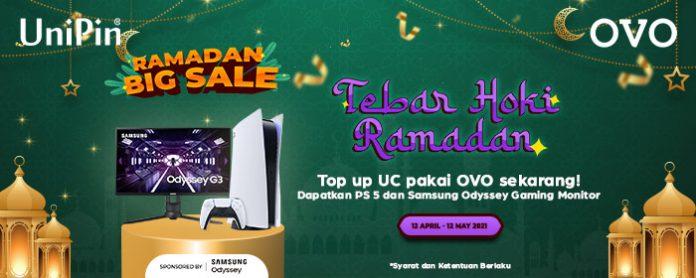 promo THR dapat PS 5 dari UniPin