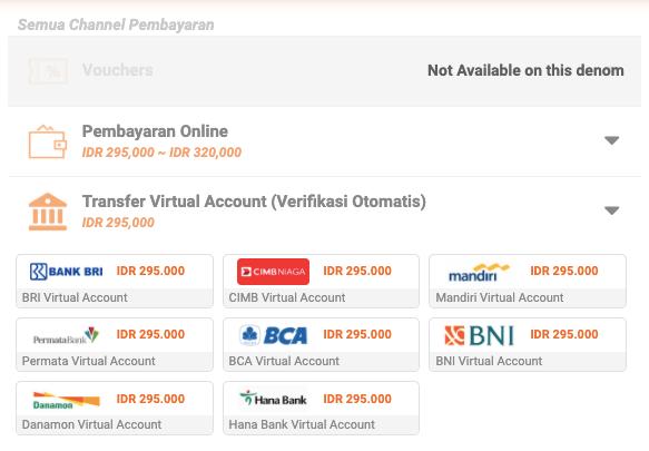 transfer pakai virtual account