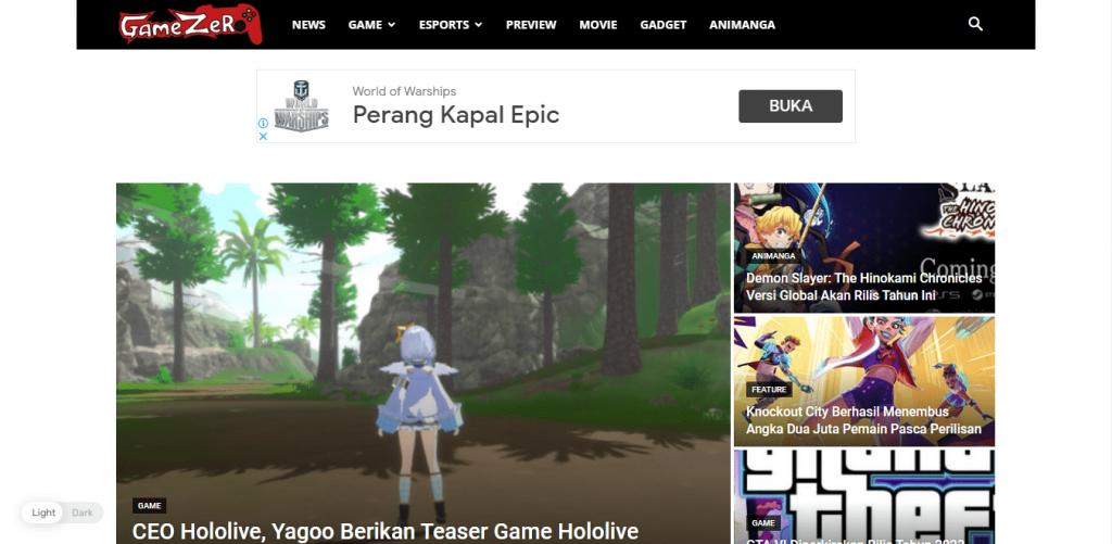 situs beita game terbaik Gamezero.id