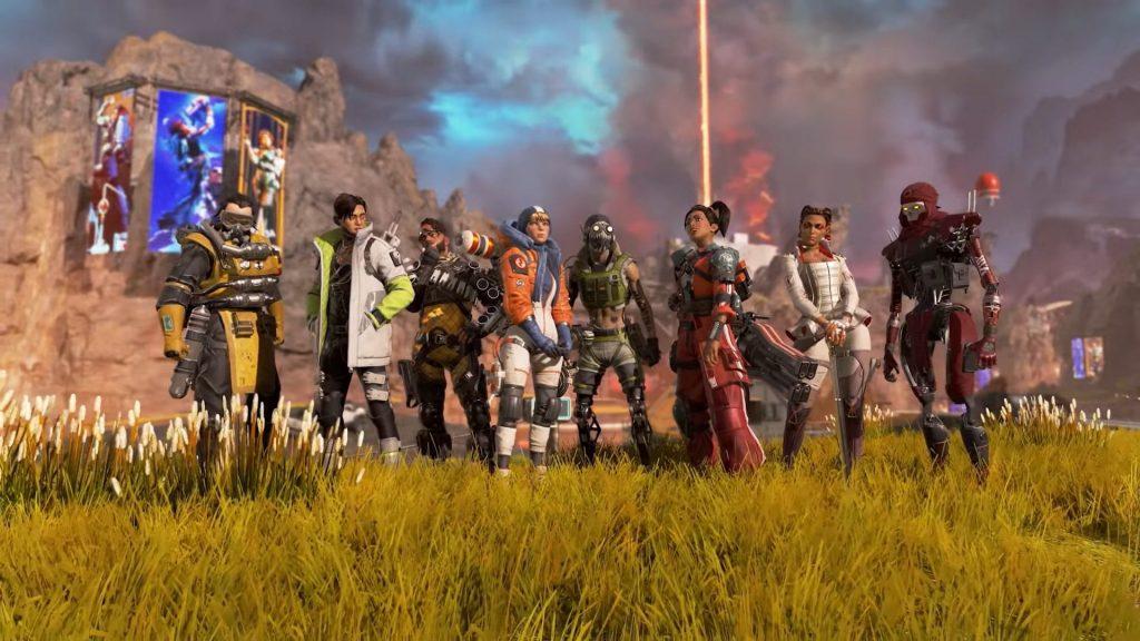 apex legends hero list