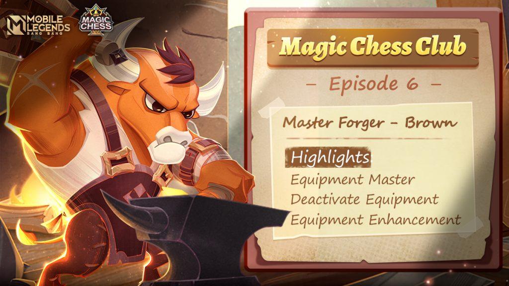 brown commander magic chess