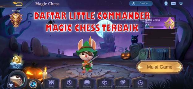 commander terbaik magic chess