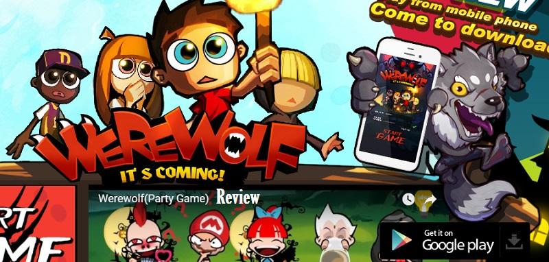 download werewolf party game