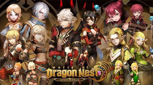 dragon nest mobile class tier list