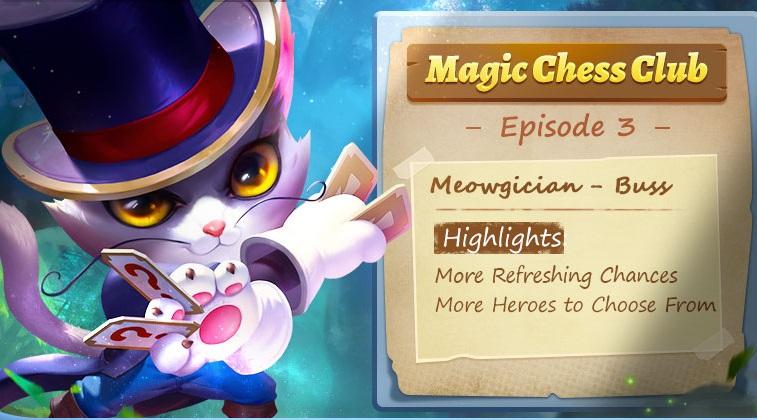 hero buss magic chess